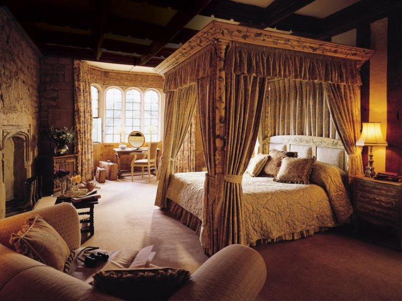 Tudor Suite, Fawsley Hall, England
