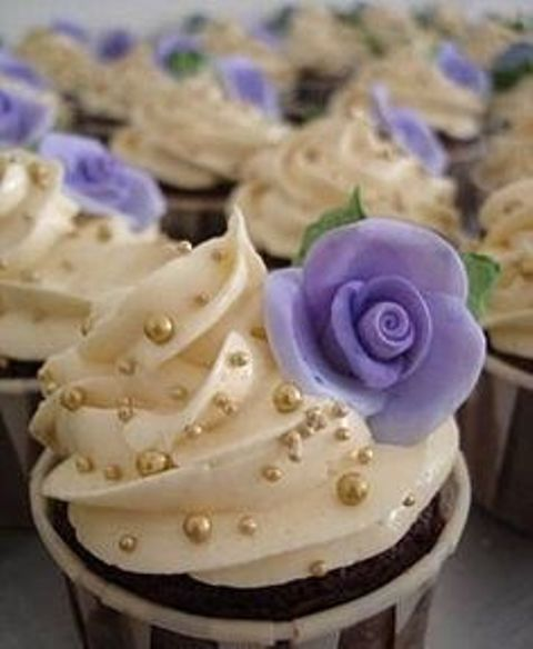 beady cupcake