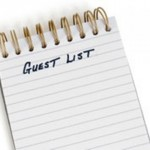Do's and Don'ts When Finalizing Your Wedding Guest List