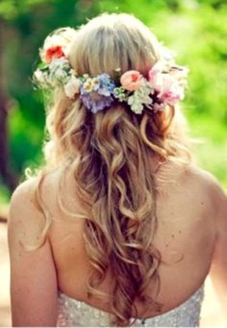 tropical dressed tresses