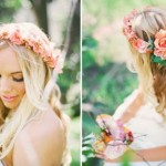 10 Creative Floral Hairstyles For A Spring Bride