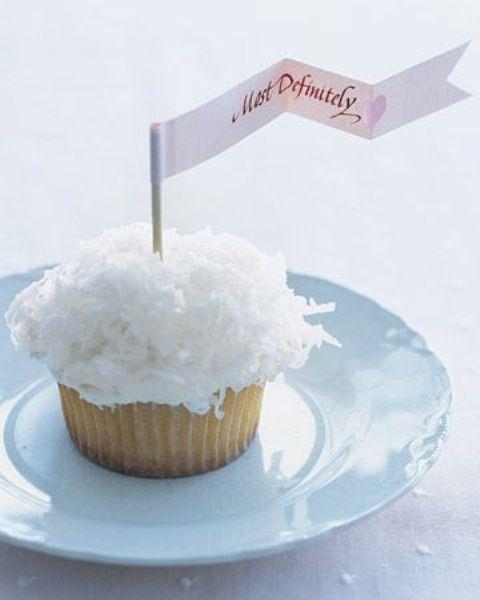 divination cupcake