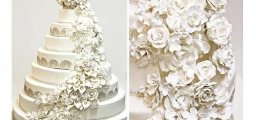 Chelsea Clinton and Mac Mazvinsky's gluten free wedding cake