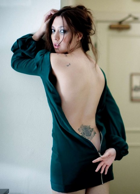 Michelle Branch tattoos