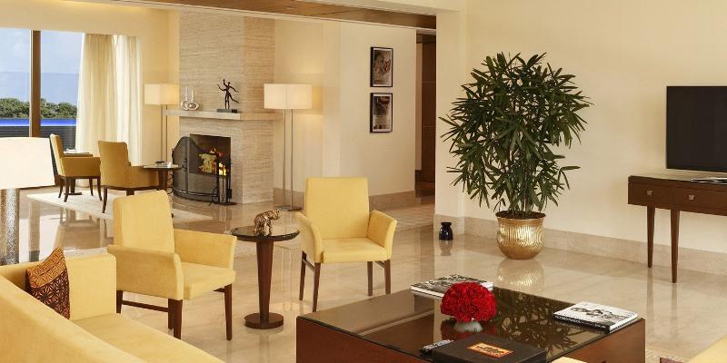 Oberoi Presidential Suite