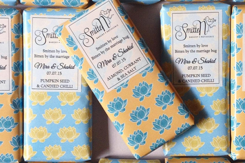 Shahid-Mira wedding favors