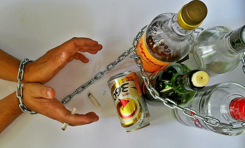 alcoholic slave