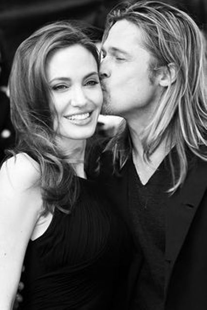 brad pitt and angelina jolie2