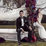 Coffin-themed Pre-Wedding Photo Shoot Stirs The Imagination Of The Internet