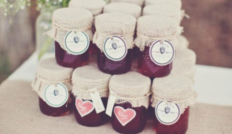 jam or jelly jars