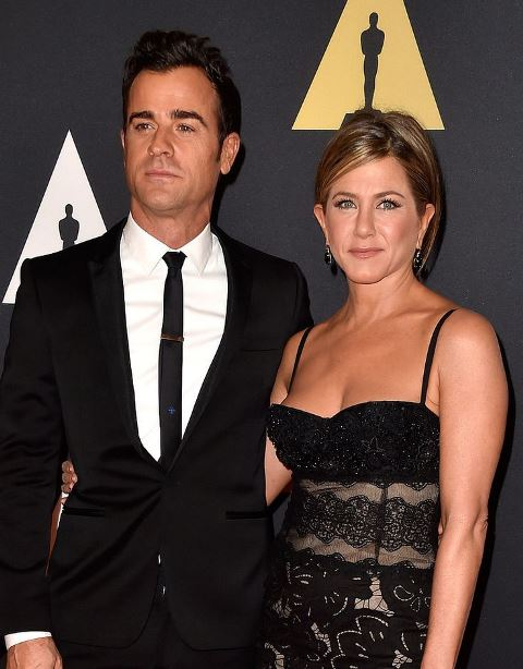 justin theroux and jennifer aniston1