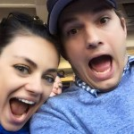 Mila Kunis And Ashton Kutcher Get Hitched In A Secret Ceremony!