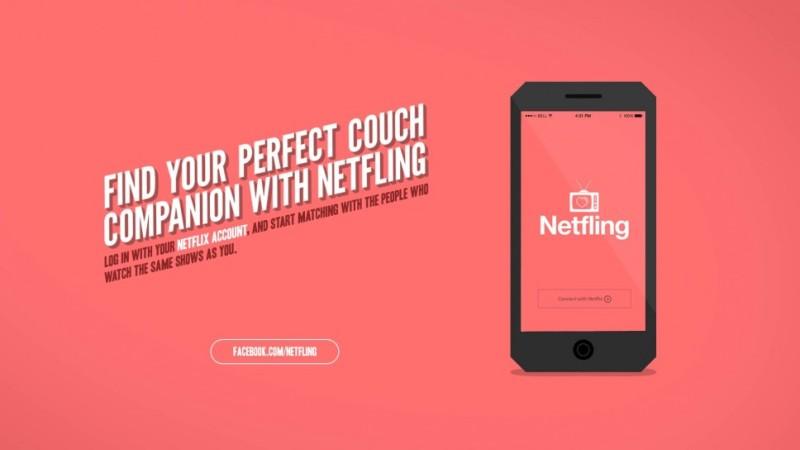 Netfling dating app