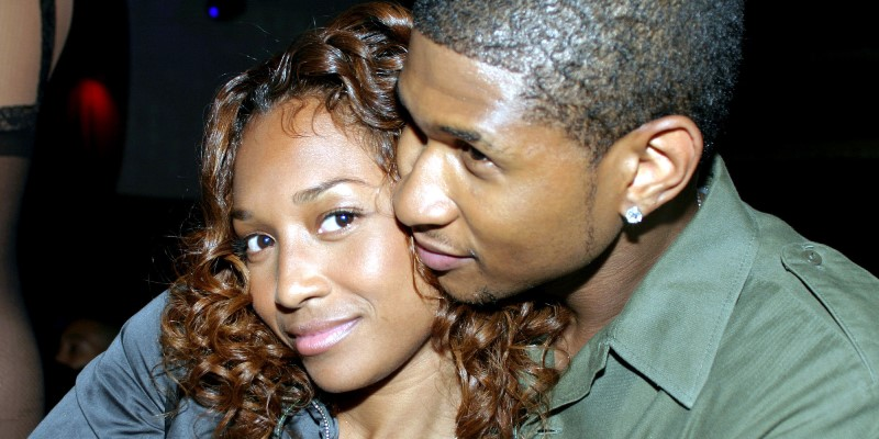 chilli and usher