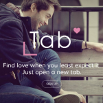 Tab Dating Is A New Dating App Built Into Your Browser!