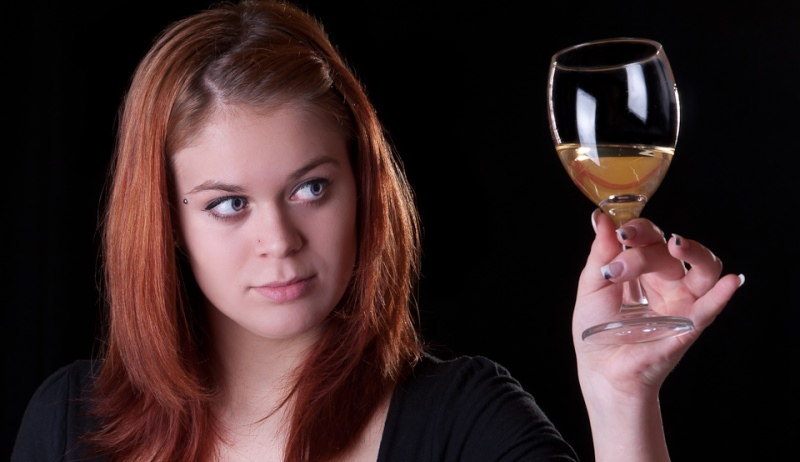 woman drinking wine_New_Love_Times