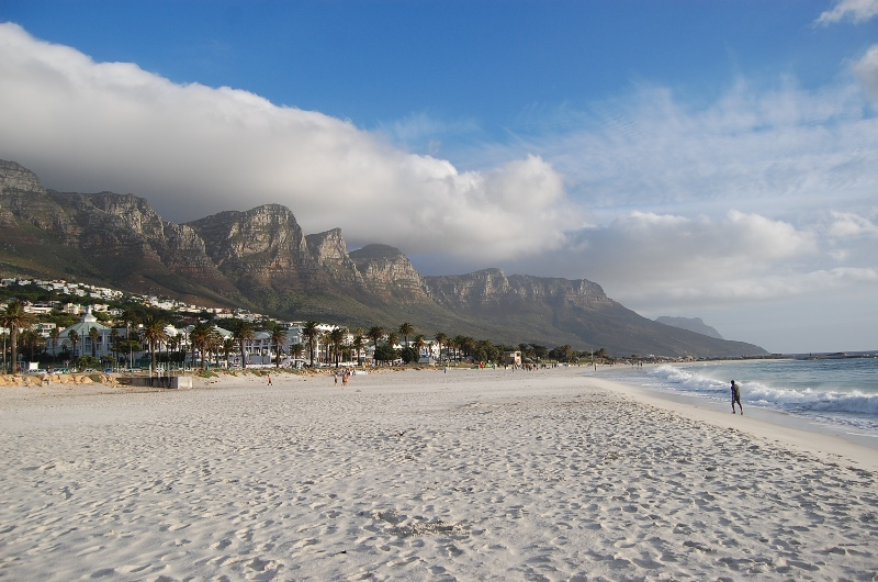 Camps Bay Beach, Camps Bay, South Africa