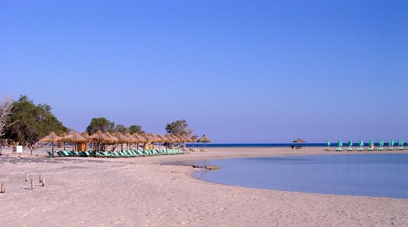 Elafonissi Beach,Elafonissi, Greece
