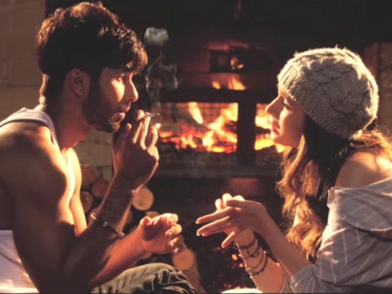 Shahid Kapoor and Alia Bhatt in Shandaar trailer