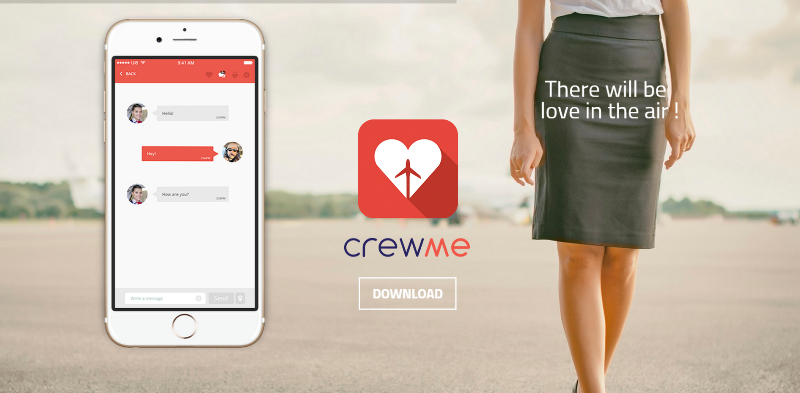 cabin crew dating app