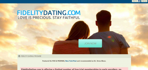 fidelitydating home page