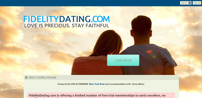 fidelity dating