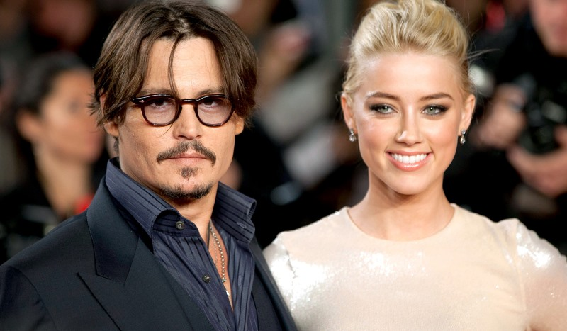 johnny depp and amber heard1