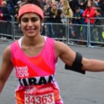 Kiran Gandhi, The Marathoner Who Ran Without A Tampon, Bleeds Freely