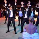 Dance Pro Groom Performs Wedding Dance Routine For Ballerina Bride, And It's Amazing!