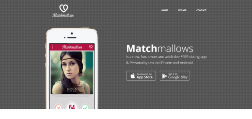 matchmallows dating app home page