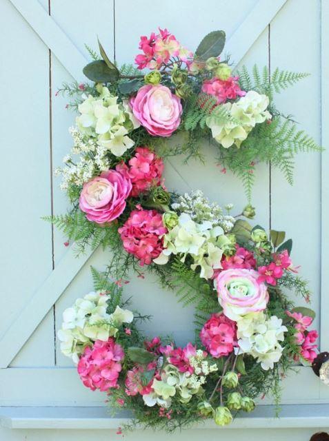 rustic wreaths