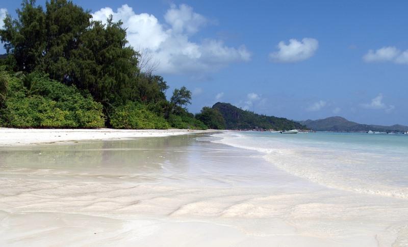 seychelles, indian ocean