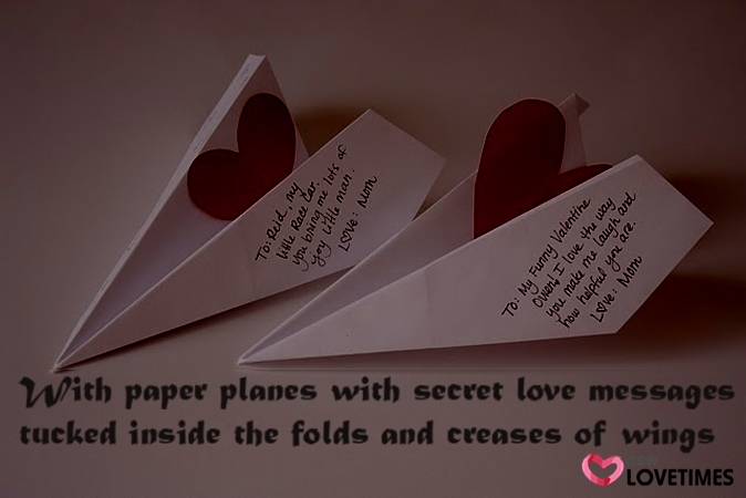 1 with paper planes 1