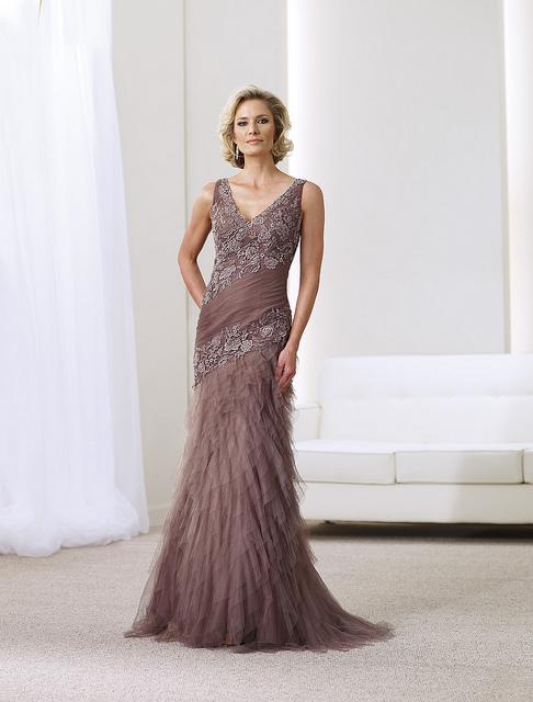 designer mother of the bride dresses, mother of the groom dresses