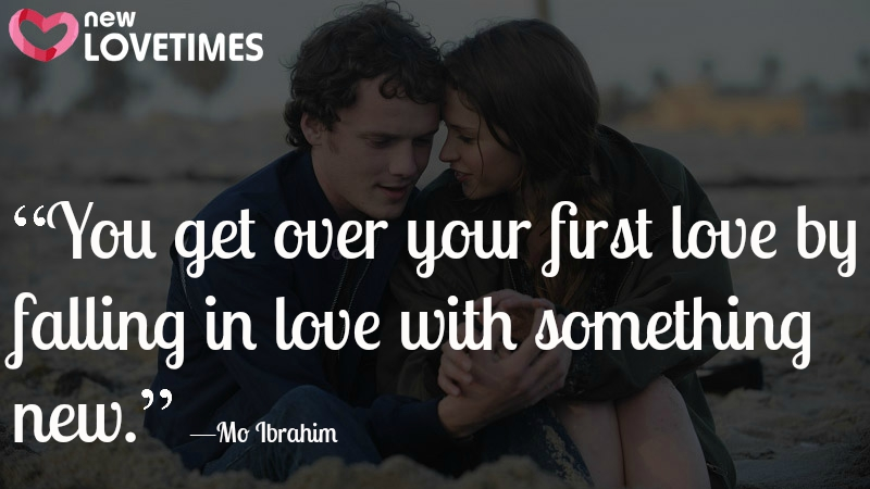 first love quote