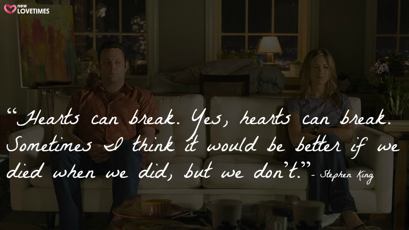 quote about heartbreak
