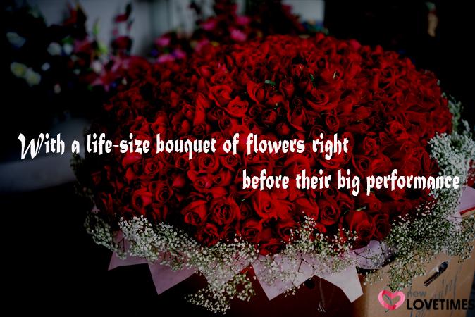 12 bouquet 12
