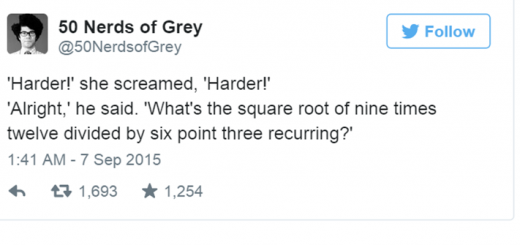 50 nerds of grey