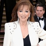 Best-selling Romance Novelist Jackie Collins Dies Of Breast Cancer At 77