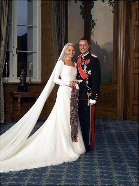Mette-Marit Tjessem Høiby and Prince Haakon