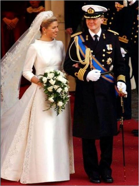 Maxima Zorriguieta and Willem Alexander