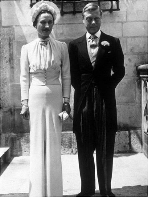 Wallis Simpson and Edward VIII