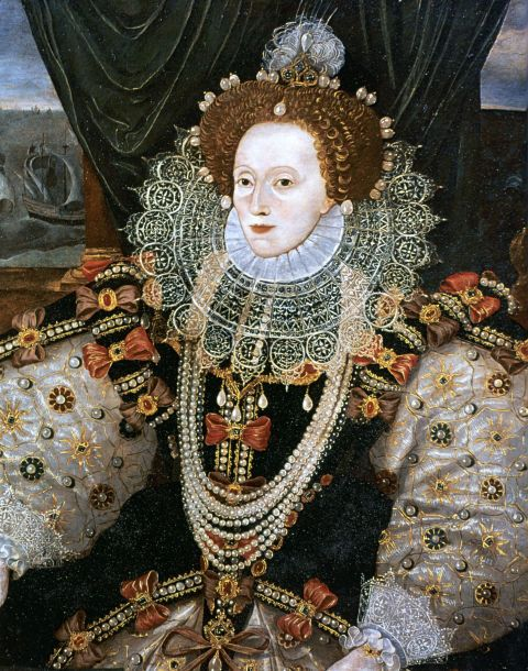 The Virgin Queen- Elizabeth I