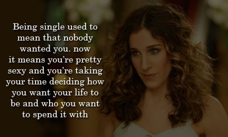 Carrie Bradshaw Quotes Sex And The City 47