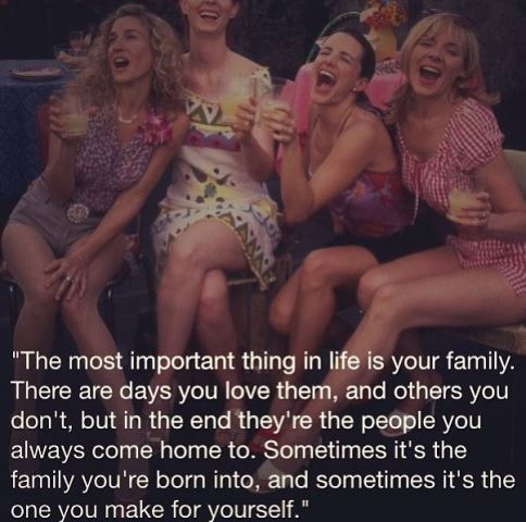 carrie bradshaw quote