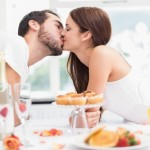 #ScienceSpeaks Why We Kiss With Our Eyes Closed