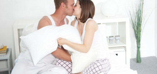 couple kissing in bed_New_Love_Times