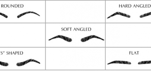 eyebrow-shapes
