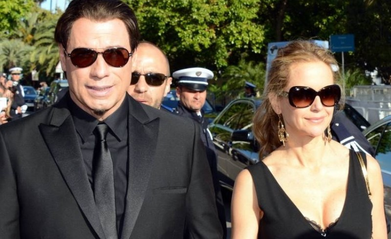 john travolta and kelly preston1
