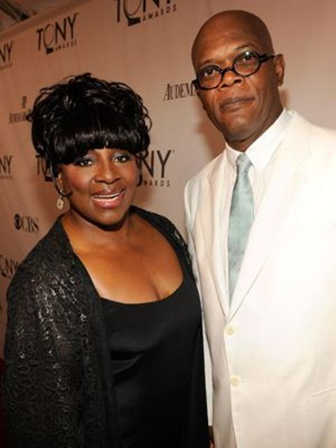 latanya richardson and samuel l jackson